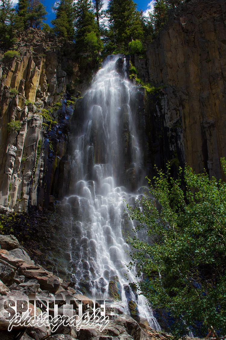 Tumbling Waterfall in Montana